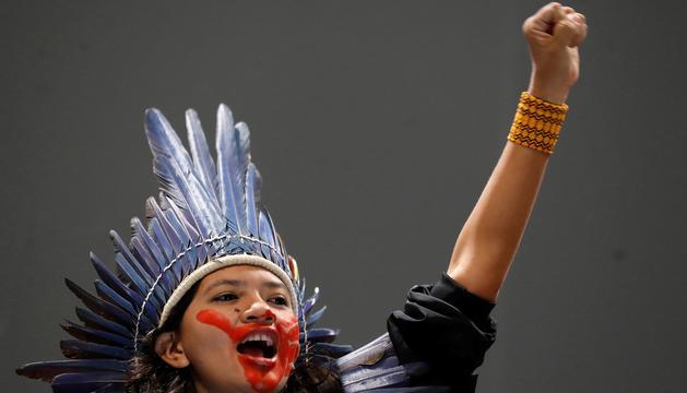 La cumbre del clima en cuatro claves: Greta, los indígenas, la terquedad de Brasil y el liderazgo español