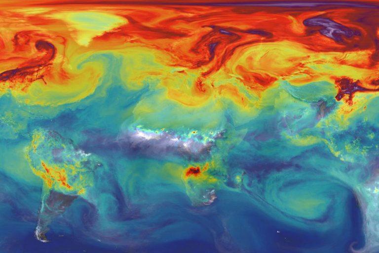 Sí, se debe estar amenazando todos los días con el apocalipsis a cuenta del cambio climático