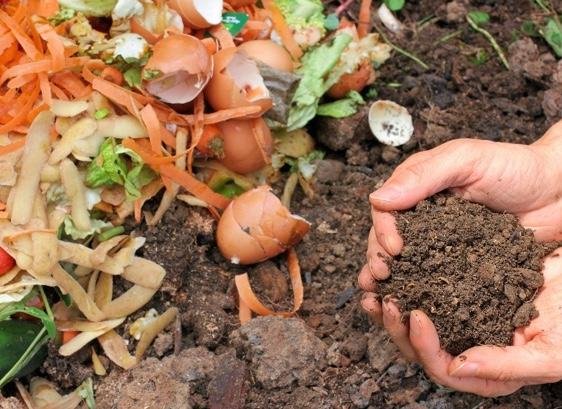 Cómo hacer fácilmente abono doméstico con tu basura orgánica