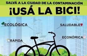 La bici se reivindica como la alternativa limpia y segura ante el coche y el miedo al transporte público