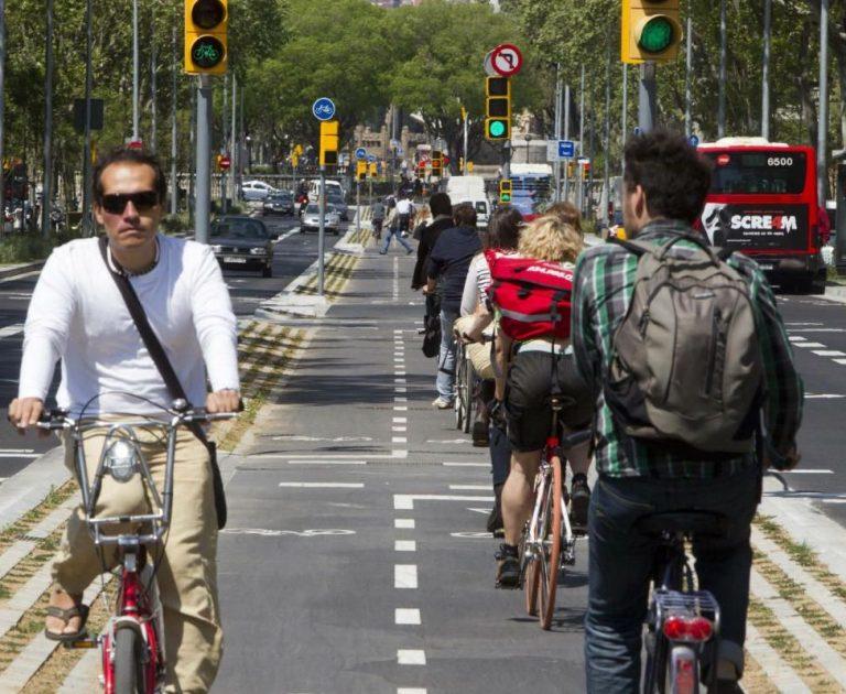 El mapa global de la bici: un virus bueno que se expande en casi todas las grandes ciudades