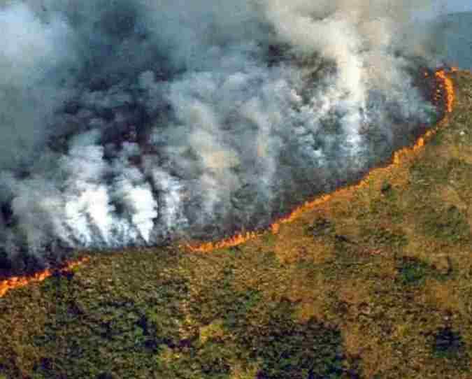 Los incendios del siglo XXI podrían arrasar los Pirineos