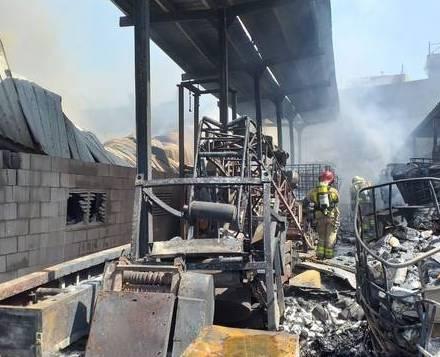 El misterio de los crecientes incendios en plantas de reciclaje: ¿colapso, accidentes o negocio?