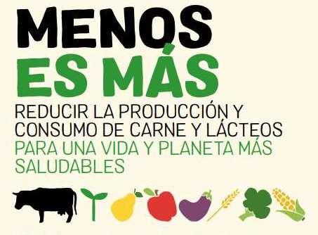 El consumo de carne en España, cuatro veces superior a las recomendaciones sanitarias y ecológicas