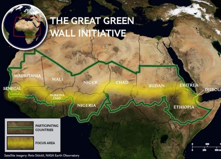 La Gran Muralla Verde, un proyecto por y para África