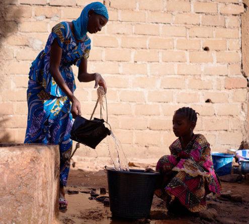 Lee más sobre el artículo Más mujeres en el sector del agua y más agua para las mujeres