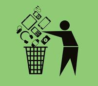 Lee más sobre el artículo Basura electrónica, residuos fuera del radar